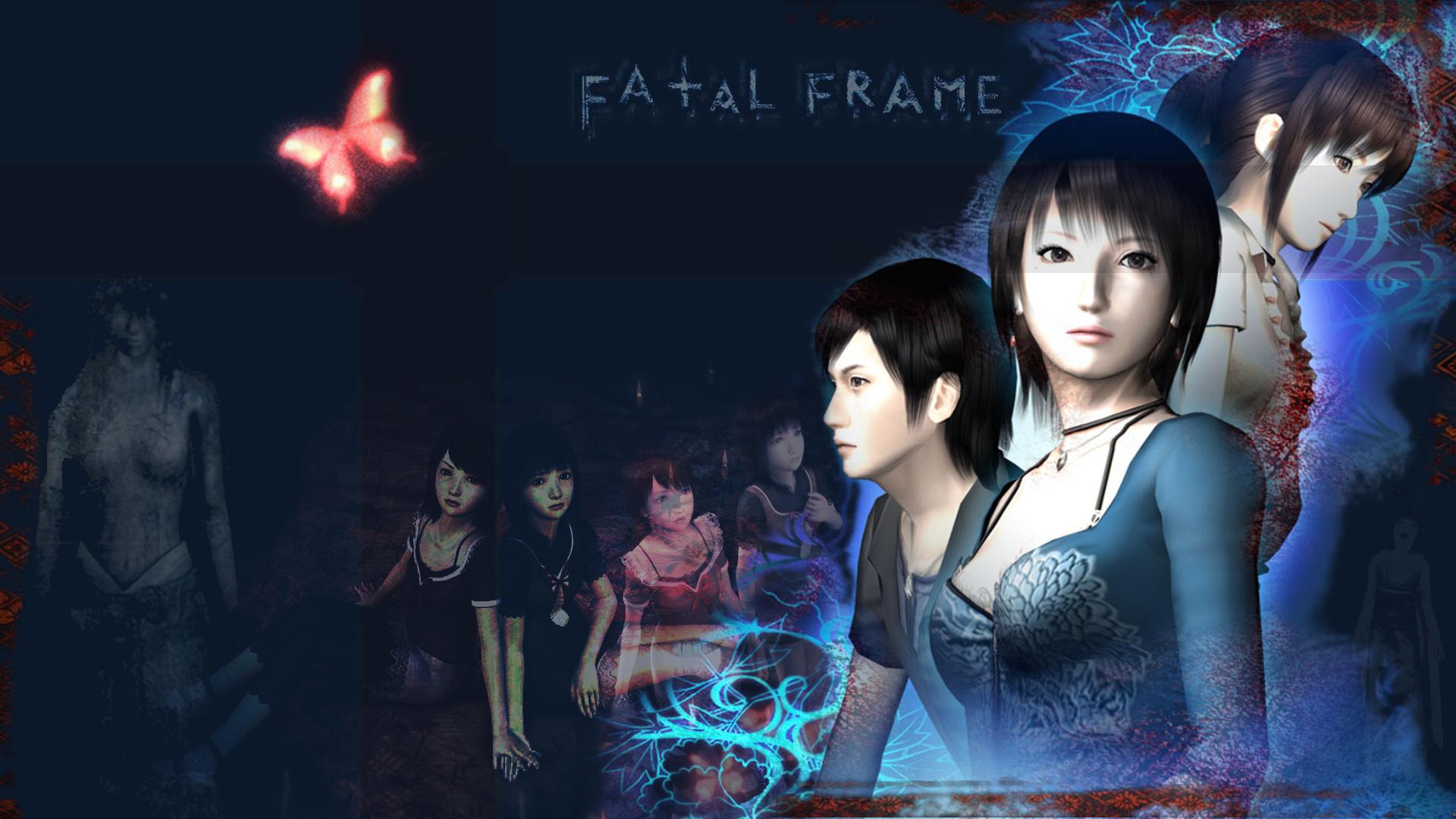 Fatal Frame Maiden of Black Water fatal frame saga wallpaper