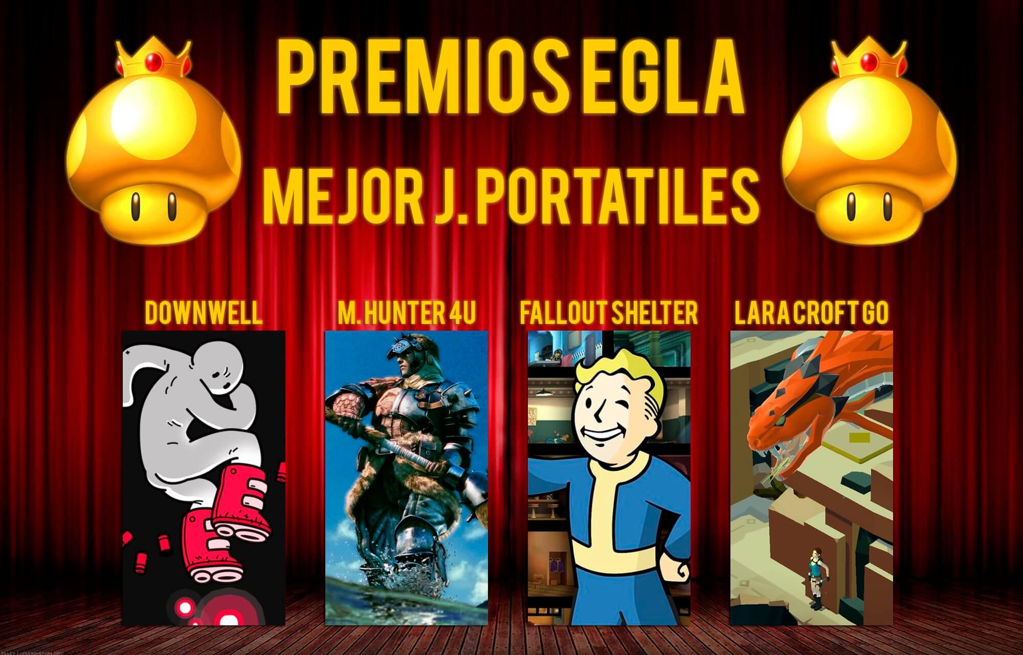 Premios EGLA 2015 Mejor juego para portátiles