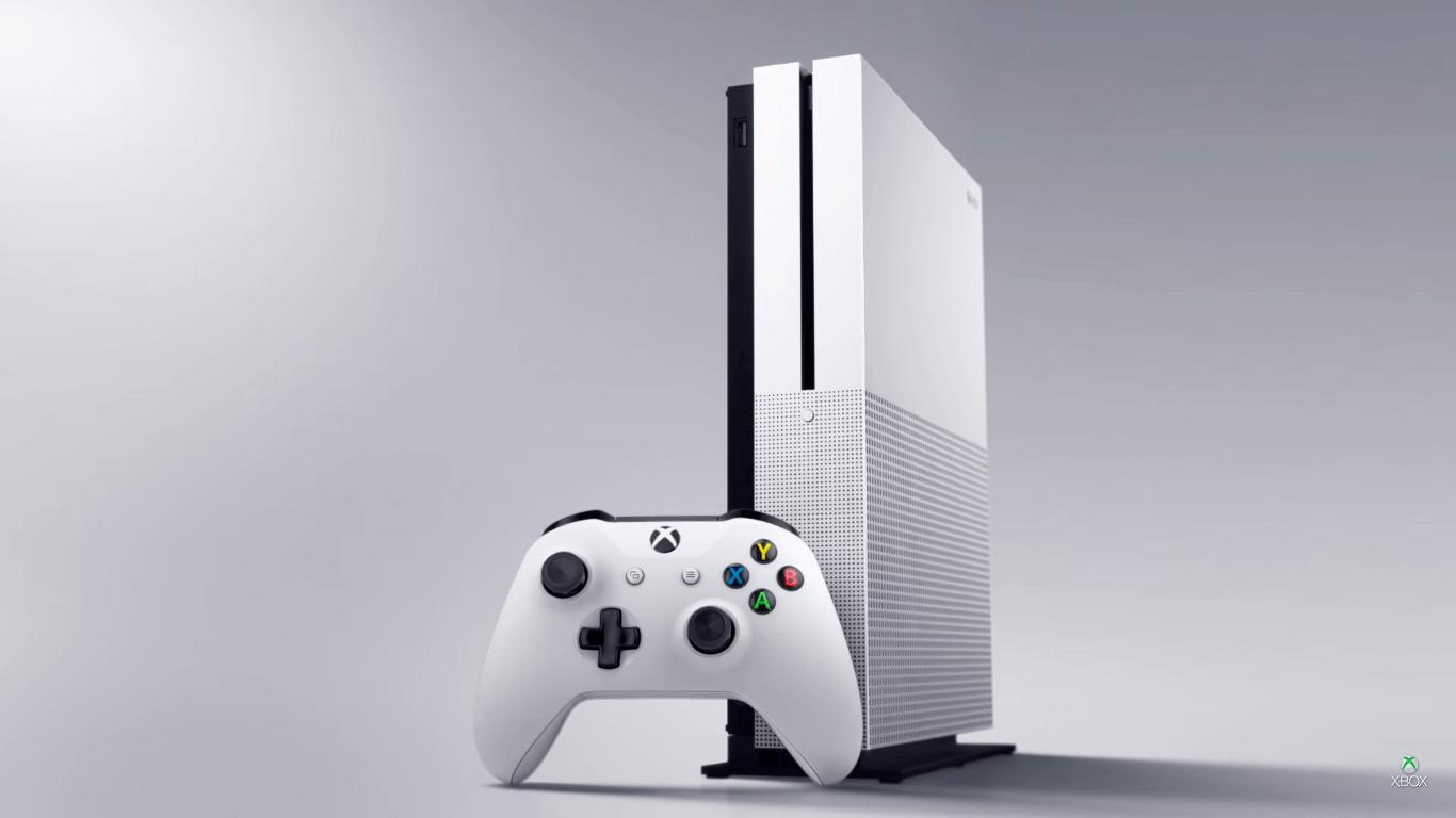 Xbox One S 5 EGLA