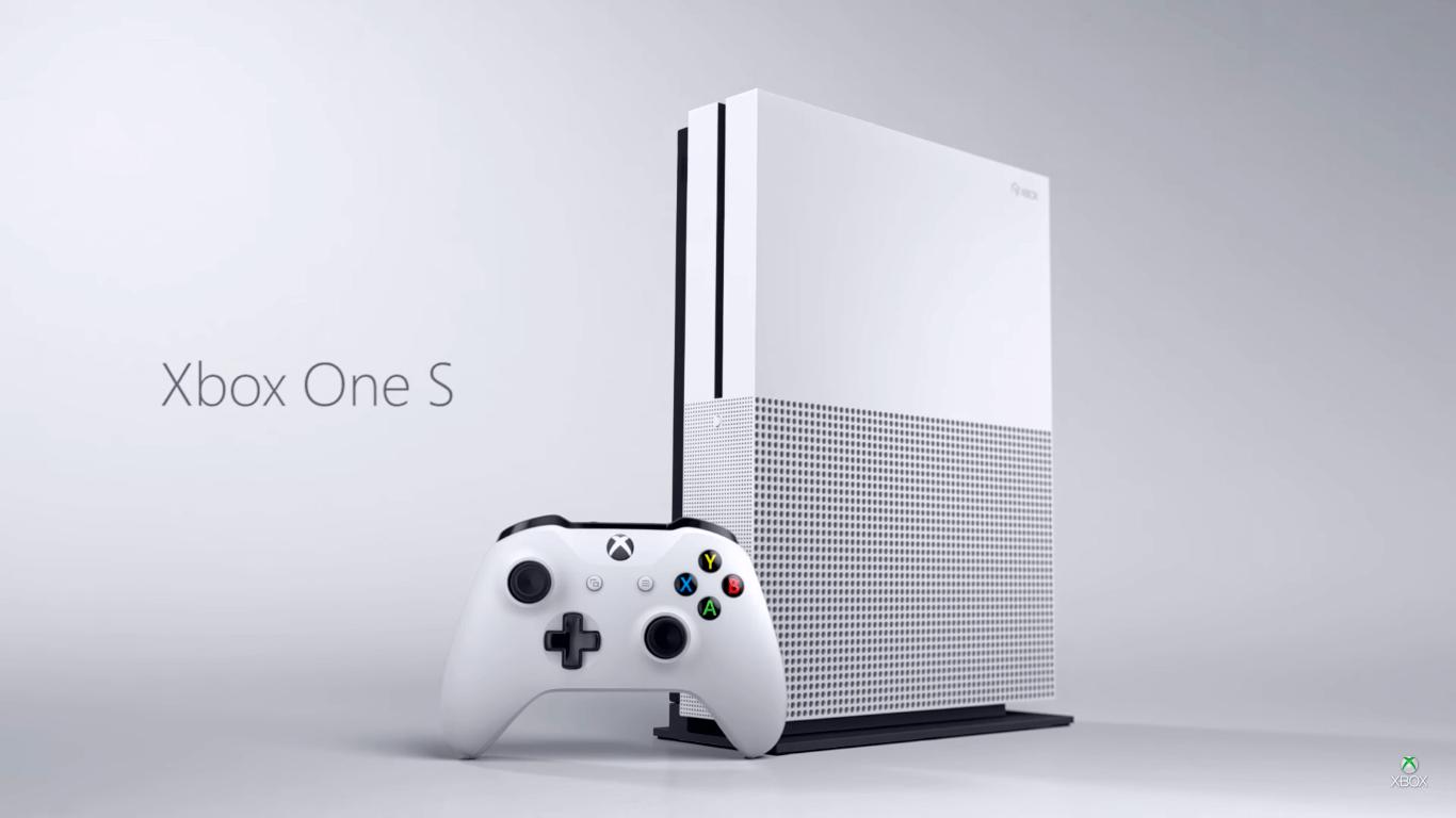 Xbox One S EGLA