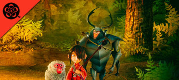 Kubo and the Two Strings - Poster