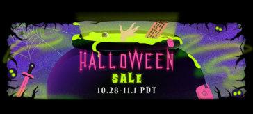 Steam Halloween 2016!